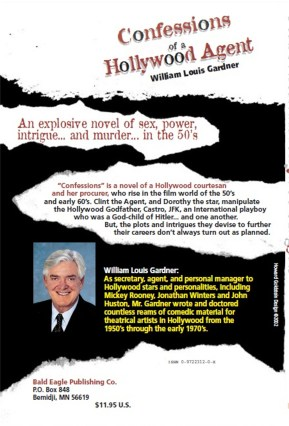 Confessions of a Hollywood Agent back cover