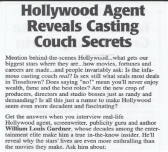 Hollywood Confessions secrets