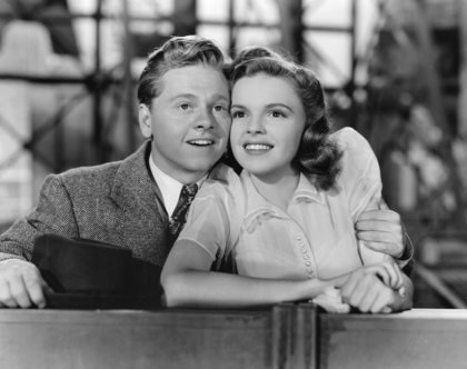 Mickey Rooney Judy Garland book