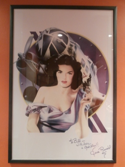 Jane Russell Poster