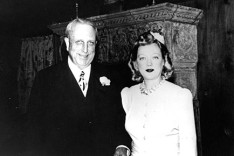 William Hearst and Marion