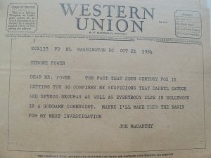 telegram macarthy
