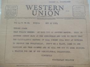 telegram molotov