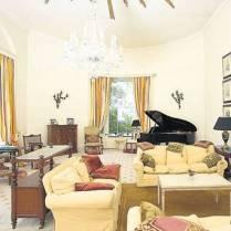 John Huston Piano